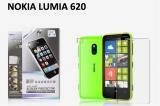 【ネコポス送料無料】 NOKIA LUMIA 620 液晶保護フィルムセット アンチグレアタイプ