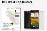 【ネコポス送料無料】 HTC Droid DNA (X920e) 液晶保護フィルムセット クリスタルクリアタイプ