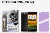 【ネコポス送料無料】 HTC Droid DNA (X920e)用 液晶保護フィルムセット アンチグレアタイプ