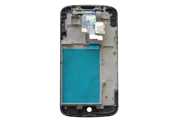 Google Nexus4 (LG E960) フロントパネルASSY  [2]