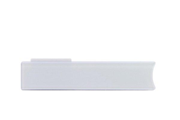 【ネコポス送料無料】 Xperia Z (C6603 SO-02E) キャップセット ホワイト  [2]