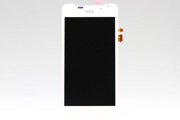 HTC J (Z321e) フロントパネル ホワイト  [1]