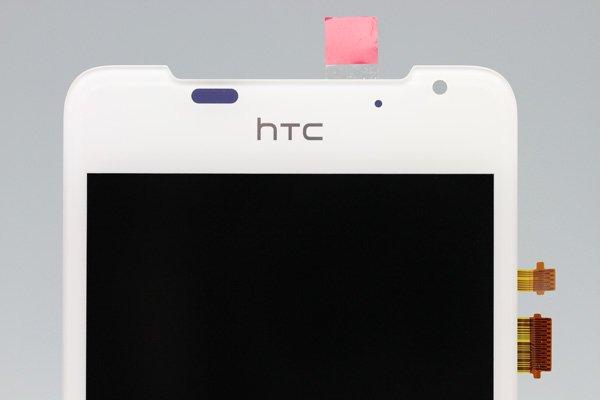HTC J (Z321e) フロントパネル ホワイト  [3]