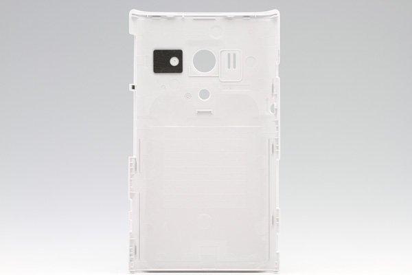 【ネコポス送料無料】Xperia acro HD SO-03D  背面カバー セラミック  [2]
