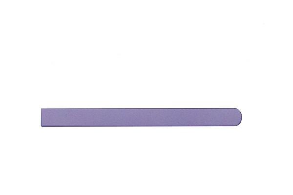 【ネコポス送料無料】 Xperia Z (C6603 SO-02E) サイドプレートセット パープル  [3]
