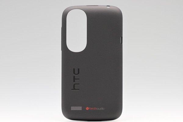 【ネコポス送料無料】HTC Desire V (T328W) バッテリーカバー 全2色  [1]