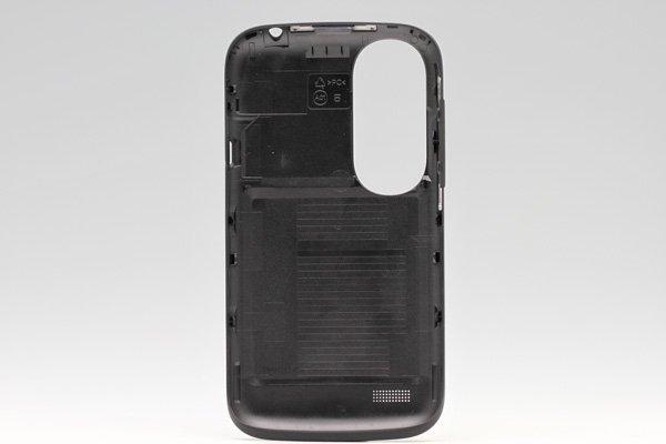 【ネコポス送料無料】HTC Desire V (T328W) バッテリーカバー 全2色  [3]