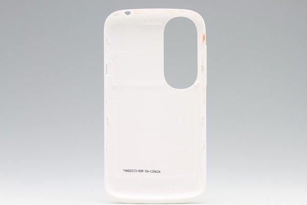 【ネコポス送料無料】HTC Desire V (T328W) バッテリーカバー 全2色  [4]