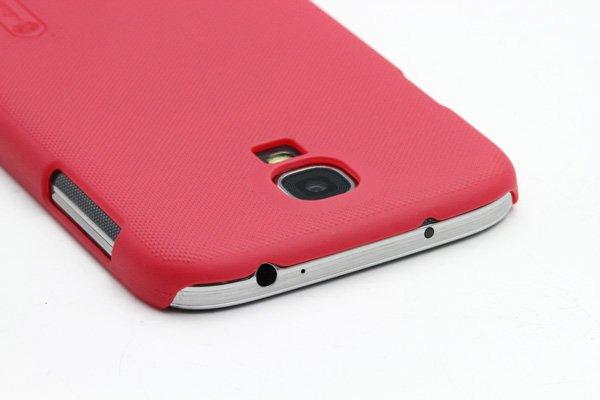 【ネコポス送料無料】SAMSUNG Galaxy S4 (GT-I9500) 専用ハードカバー 液晶保護フィルム付き 全4色  [3]