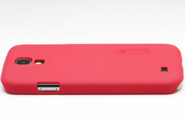 【ネコポス送料無料】SAMSUNG Galaxy S4 (GT-I9500) 専用ハードカバー 液晶保護フィルム付き 全4色  [4]