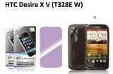 【ネコポス送料無料】 HTC Desire X V (T328E W) 液晶保護フィルムセット アンチグレアタイプ