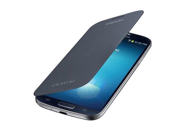 【ネコポス送料無料】SAMSUNG Galaxy S4 (GT-I9500)Flip Cover 全6色  [2]