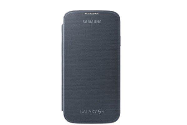 【ネコポス送料無料】SAMSUNG Galaxy S4 (GT-I9500)Flip Cover 全6色  [3]
