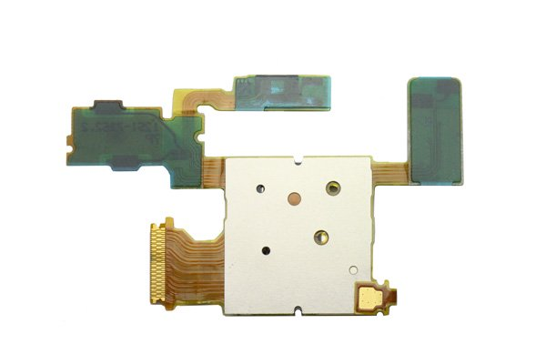 【ネコポス送料無料】 Xperia ion (LT28i) SIMスロットASSY  [2]