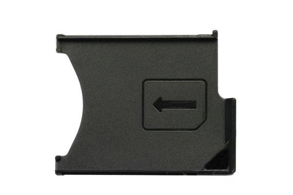 【ネコポス送料無料】 Xperia Z (C6603 SO-02E) SIMカードトレイ