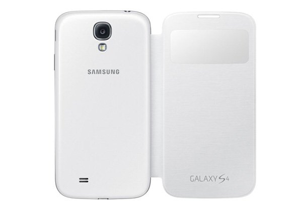 【ネコポス送料無料】SAMSUNG Galaxy S4 (GT-I9500)  S-View Cover 全7色  [3]