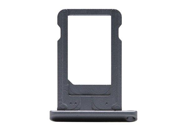 【ネコポス送料無料】 Apple iPad mini SIMカードトレイ  ブラック  [2]