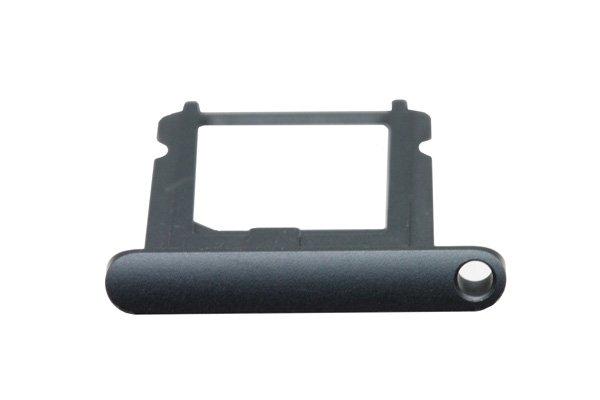 【ネコポス送料無料】 Apple iPad mini SIMカードトレイ  ブラック  [3]