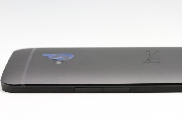 【ネコポス送料無料】HTC One (M7 801) バックカバー ブラック  [3]