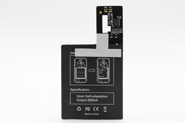 【ネコポス送料無料】 SAMSUNG Galaxy S4 (GT-I9500) qi 対応 ワイヤレスチャージングシート  [2]