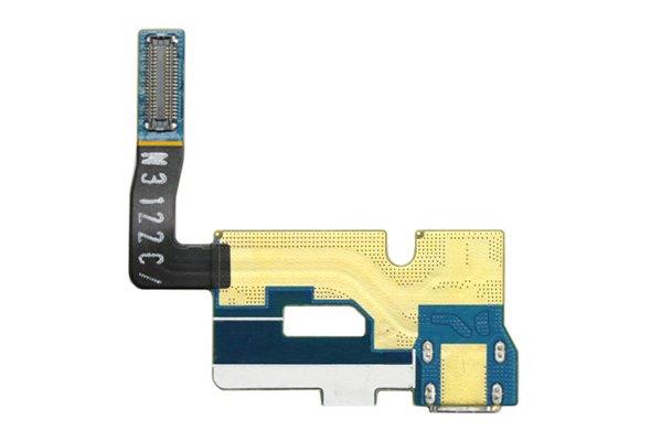 【ネコポス送料無料】SAMSUNG Galaxy Note2 (SHV-E250L) マイクロUSBコネクターケーブル  [2]