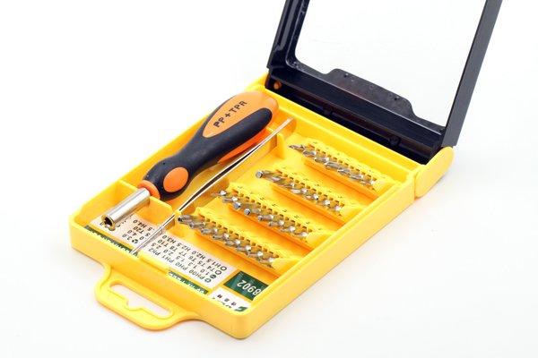 ほとんどの端末対応 30種類のビット付ドライバーセット 8902 [3]
