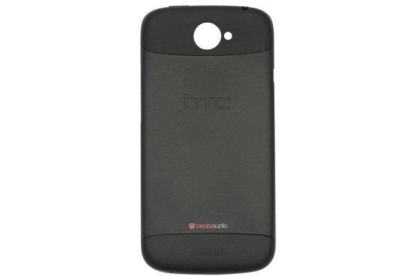 HTC One S 外装セット ブラック  [1]