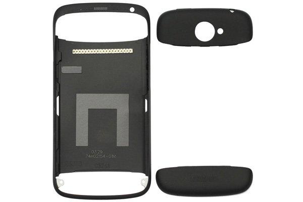 HTC One S 外装セット ブラック  [3]