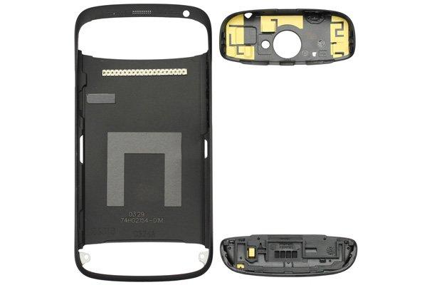 HTC One S 外装セット ブラック  [4]