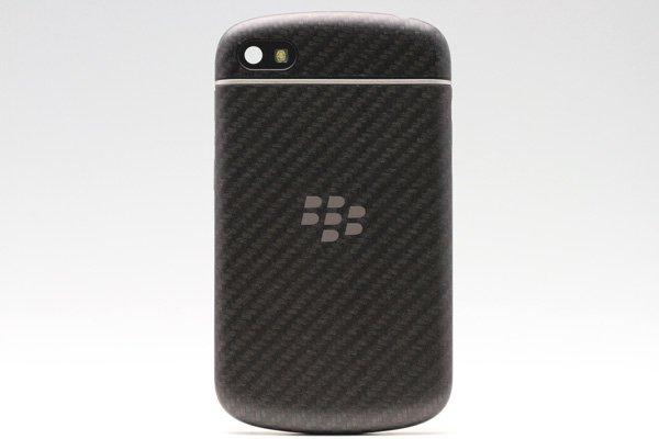 Blackberry Q10 外装セット ブラック  [2]