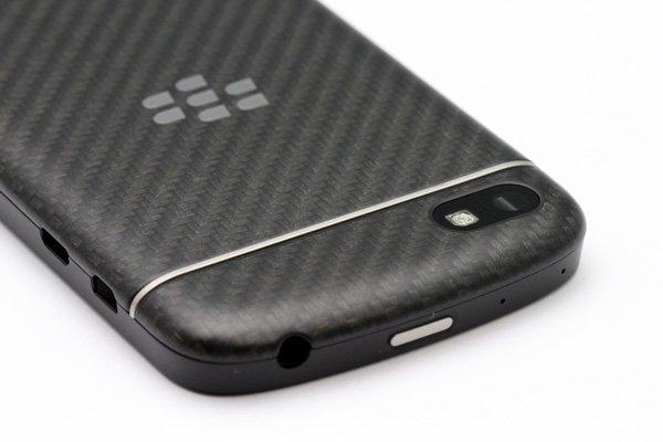 Blackberry Q10 外装セット ブラック  [7]