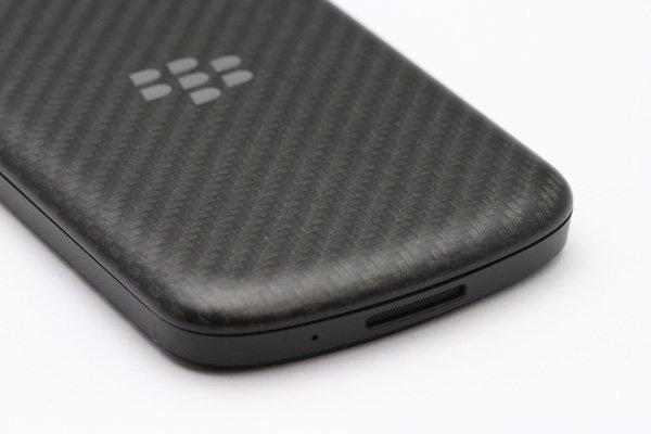 Blackberry Q10 外装セット ブラック  [8]