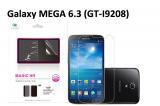 【ネコポス送料無料】 傷防止液晶保護フィルム Galaxy MEGA6.3(GT-I9208) クリスタルクリアタイプ