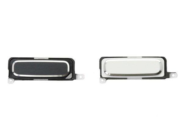 【ネコポス送料無料】SAMSUNG Galaxy S4 (GT-I9500 SC-04E) ホームボタン 全2色  [1]