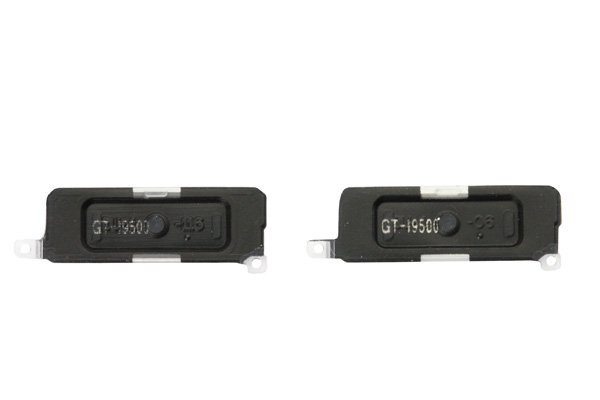 【ネコポス送料無料】SAMSUNG Galaxy S4 (GT-I9500 SC-04E) ホームボタン 全2色  [2]