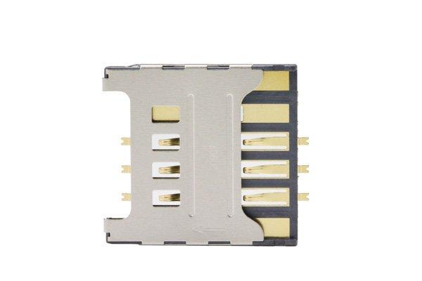 SAMSUNG Galaxy Nexus (SC-04D GT-I9250) SIMスロット 交換修理 [1]