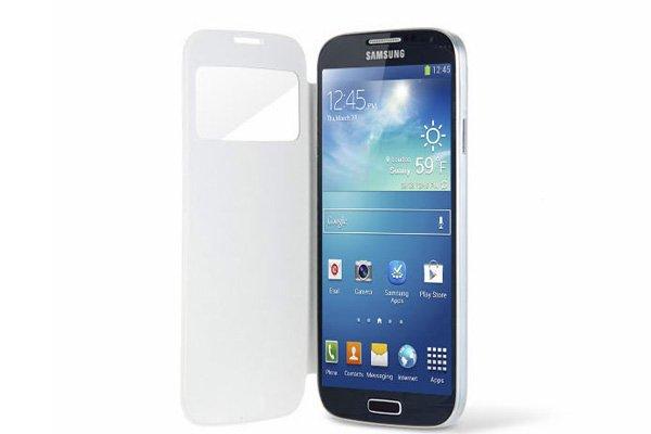 【ネコポス送料無料】SAMSUNG Galaxy MEGA6.3 (GT-I9200 9205)  S-View Cover 全2色  [1]