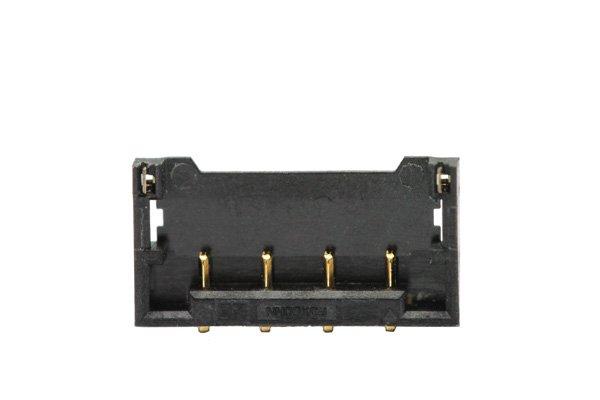 【ネコポス送料無料】Apple iPhone4S バッテリーコネクター [1]
