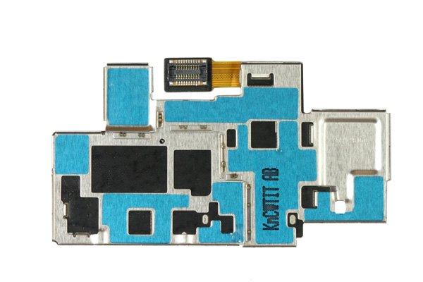 【ネコポス送料無料】SAMSUNG Galaxy Note (SC-05D) SIM & マイクロSDケーブルASSY  [2]