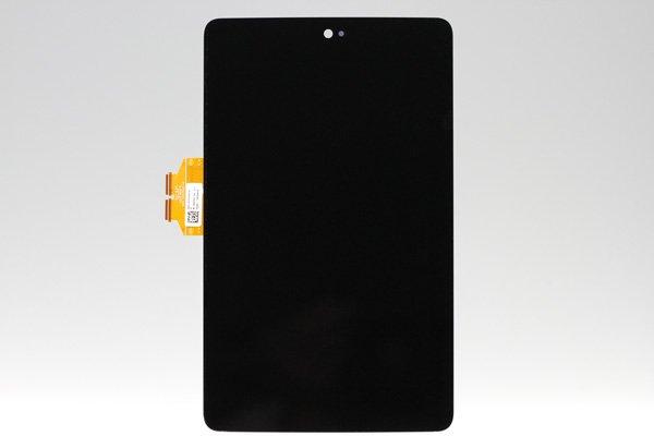 【日本発送】Google Nexus7 (1st) フロントパネル 送料無料