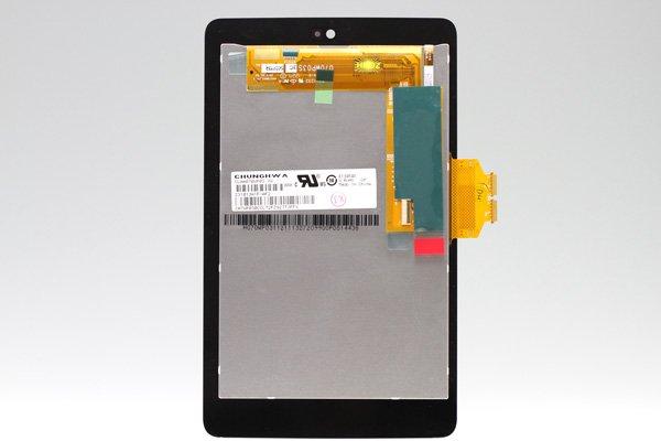 Google Nexus7 (2012モデル) フロントパネル 修理 [2]