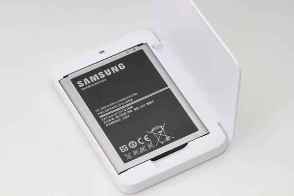 【ネコポス送料無料】Galaxy Mega6.3 (GT-I9205) バッテリーチャージャー EP-B700CEWCGCN  [3]