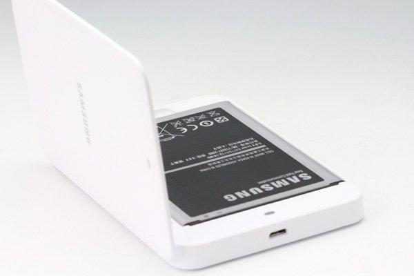 【ネコポス送料無料】Galaxy Mega6.3 (GT-I9205) バッテリーチャージャー EP-B700CEWCGCN  [4]