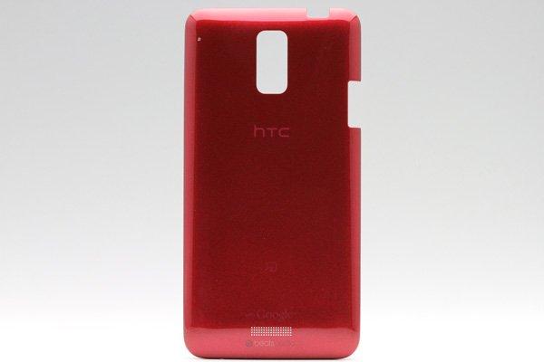 【ネコポス送料無料】HTC J (ISW13HT) バックカバー 全3色  [1]