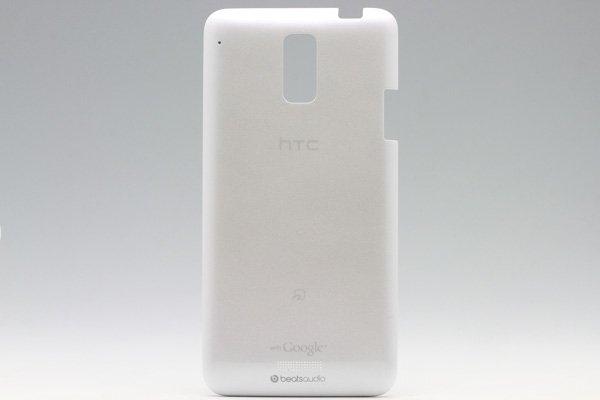 【ネコポス送料無料】HTC J (ISW13HT) バックカバー 全3色  [3]