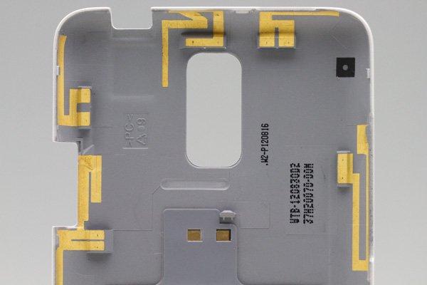【ネコポス送料無料】HTC J (ISW13HT) バックカバー 全3色  [7]