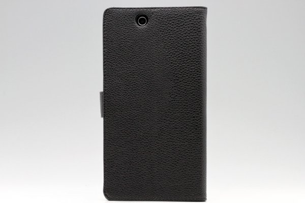 【ネコポス送料無料】Xperia Z Ultra ブックスタンドタイプ PUレザーケース 全5色  [6]