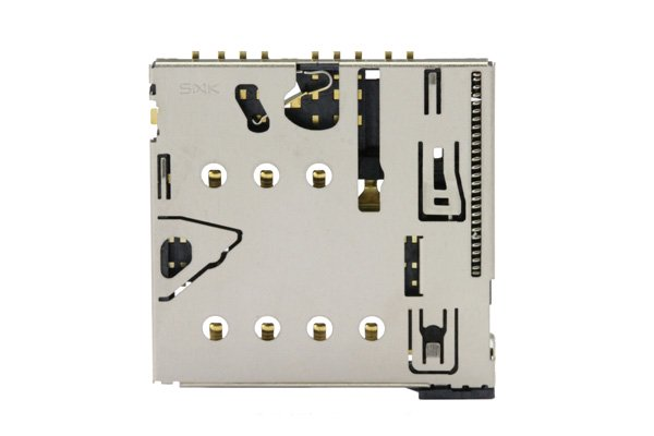 【ネコポス送料無料】Dell Streak Pro (GS01)マイクロSIMカードスロット [1]