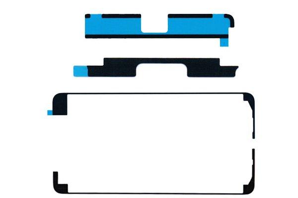 【ネコポス送料無料】Apple iPad mini セルラー版 フロントパネル用 両面テープセット  [1]