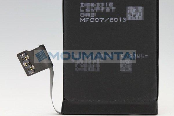 【ネコポス送料無料】Apple iPhone5c バッテリー 1510mAh  [4]